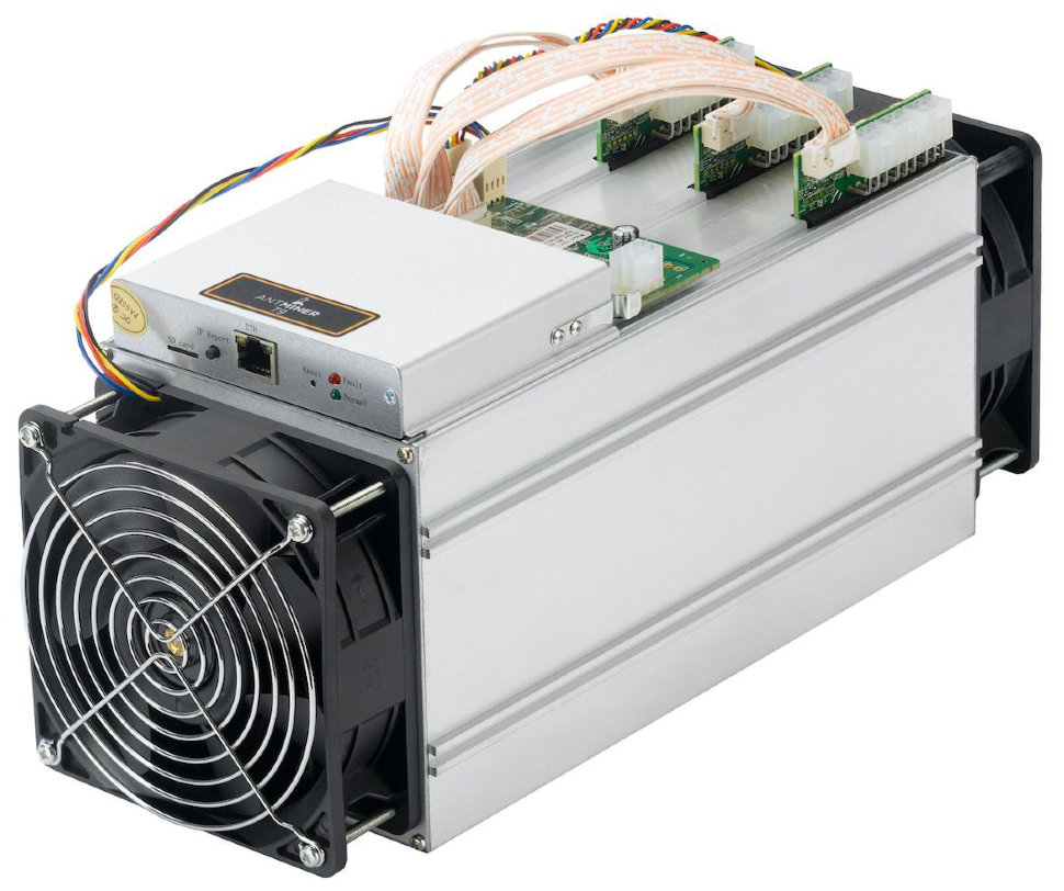 ASIC ANTMINER T9+ 10,5TH/S